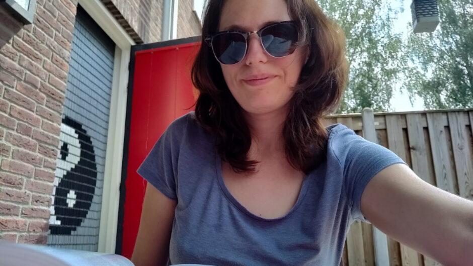 Amanda - Lezen en schrijven