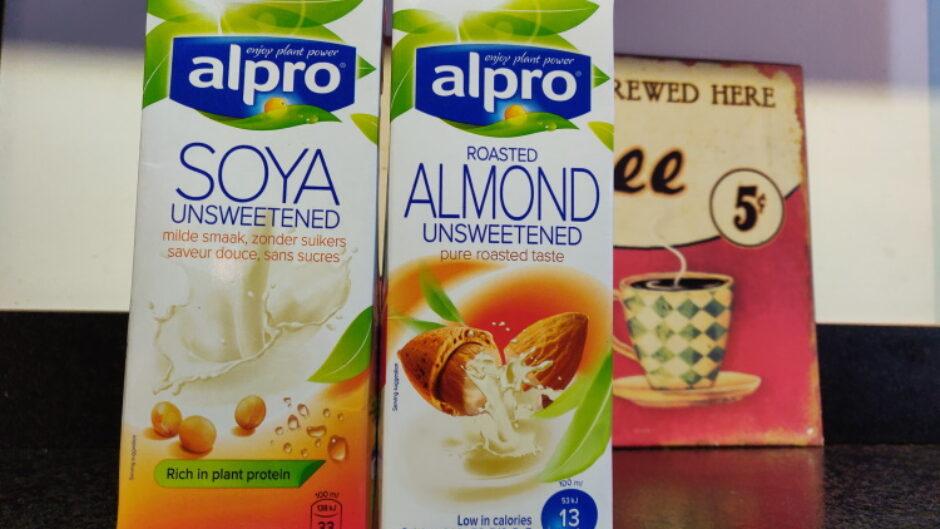 Plantaardige melk